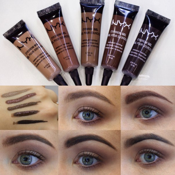 Eyebrow Gel от NYX Professional Makeup
